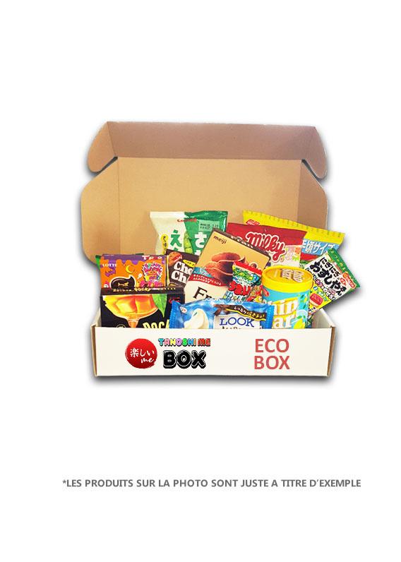 Eco Box Tanoshi Me Box Japon