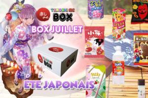 Tanoshi Me Box