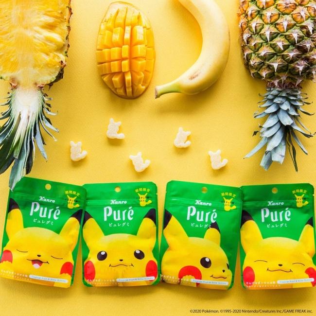 Puré Gummy Pokemon