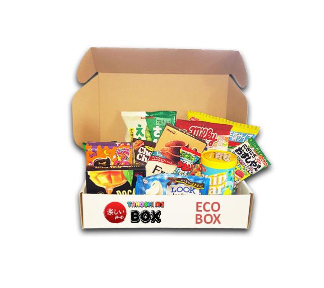 Tanoshi Me Box Eco