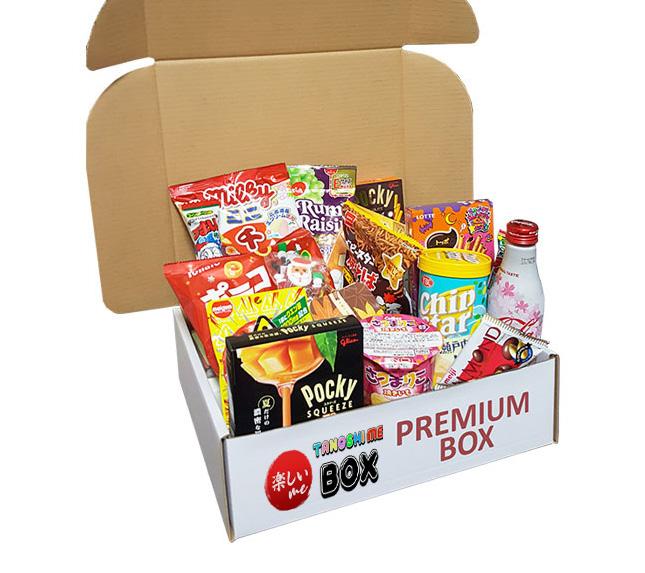 Tanoshi Me Box Premium