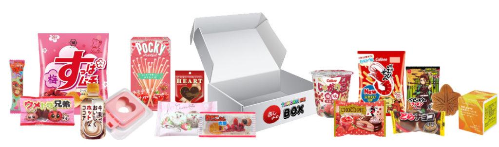 Tanoshi Me Box Février